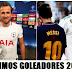 Harry Kane supera a Messi y Cristiano y es el maximo goleador del 2017