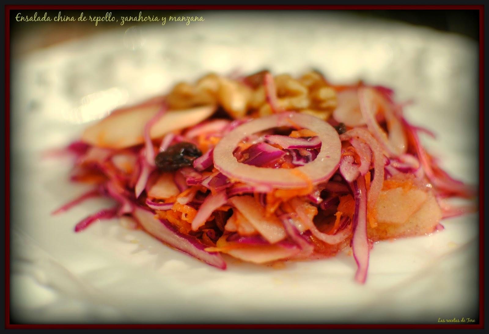 ensalada china de repollo zanahoria y manzana 03