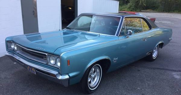1968 AMC Rebel SST 343 V8 - Buy American Muscle Car