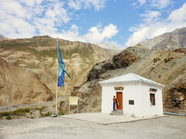 Spiti Mummy Tomb-Incredible Place