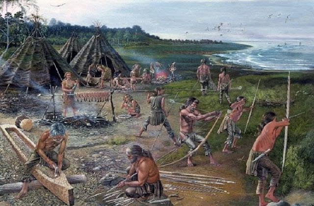 Sejarah-Ciri-hasil-kebudayaan-Palaeolitikum