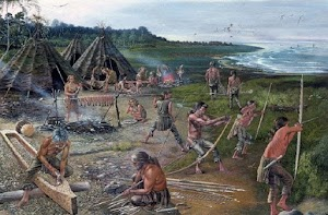 Sejarah, Ciri-Ciri dan hasil kebudayaan Zaman Palaeolitikum