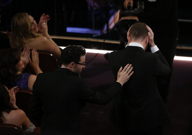 Oscars 2016 Best in Pictures of the 88th Academy Awards