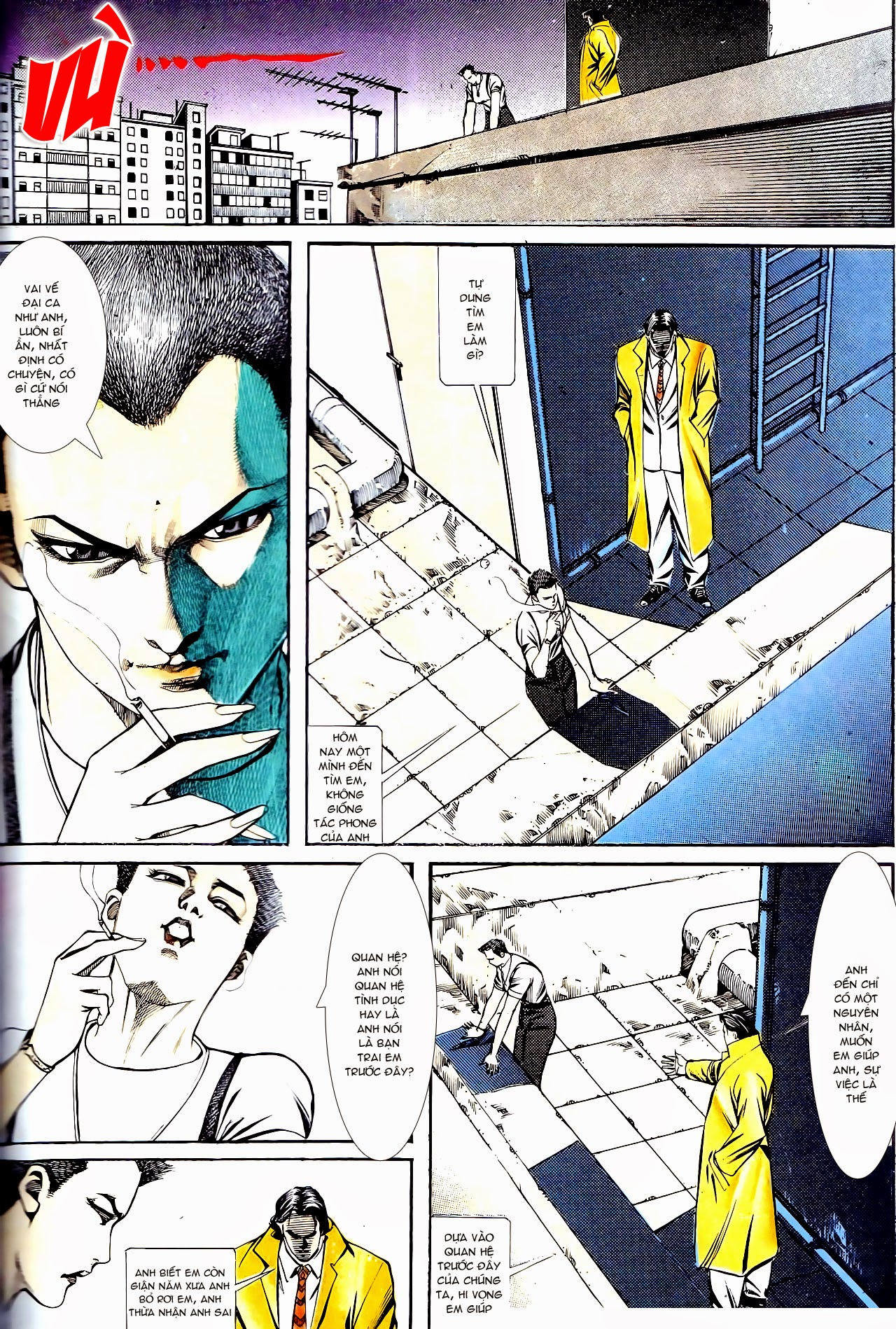 Người Trong Giang Hồ chapter 135: cạm bẫy rình rập trang 22