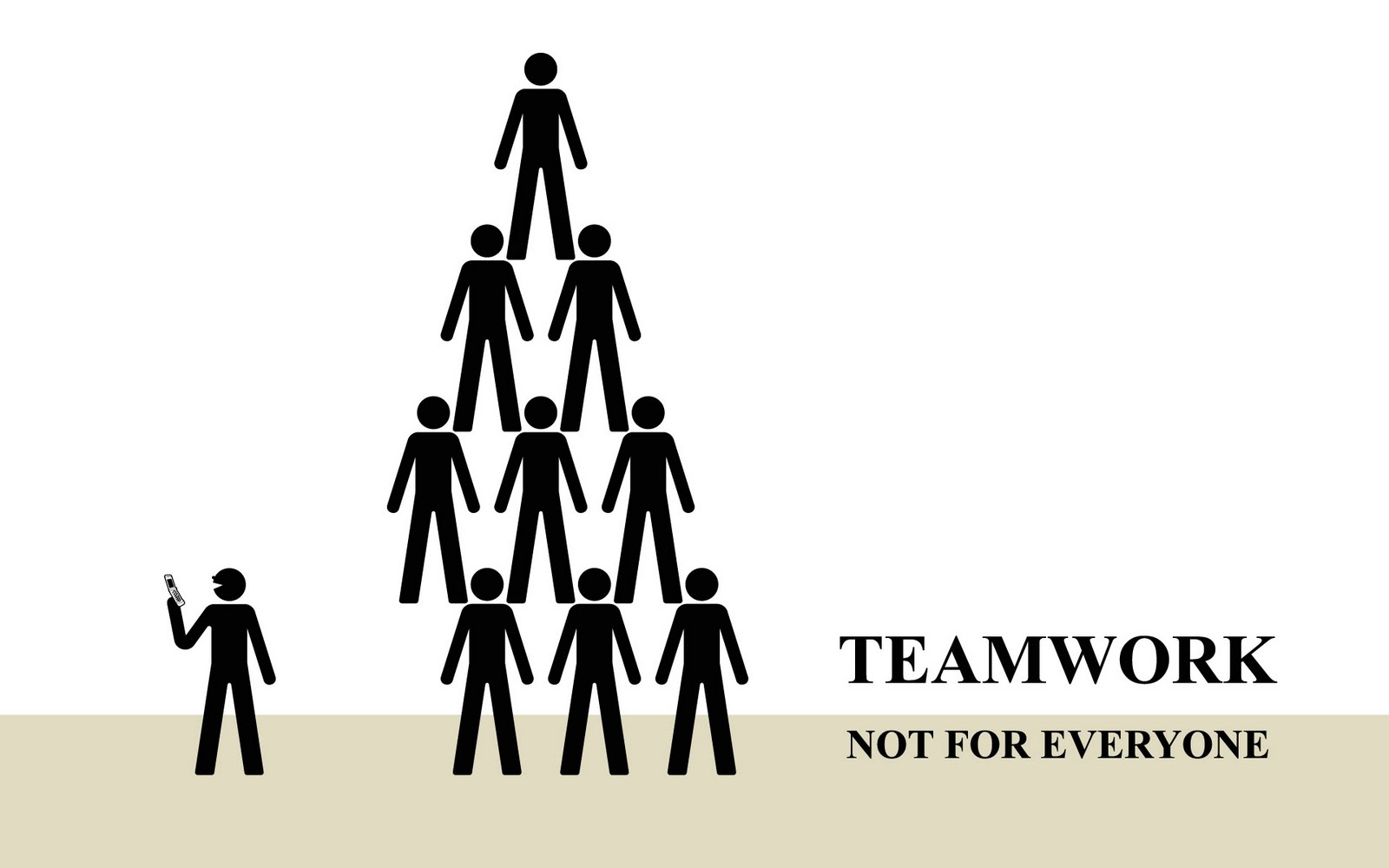Funny Office Illustrations for team work | Wallpaper Hd Black