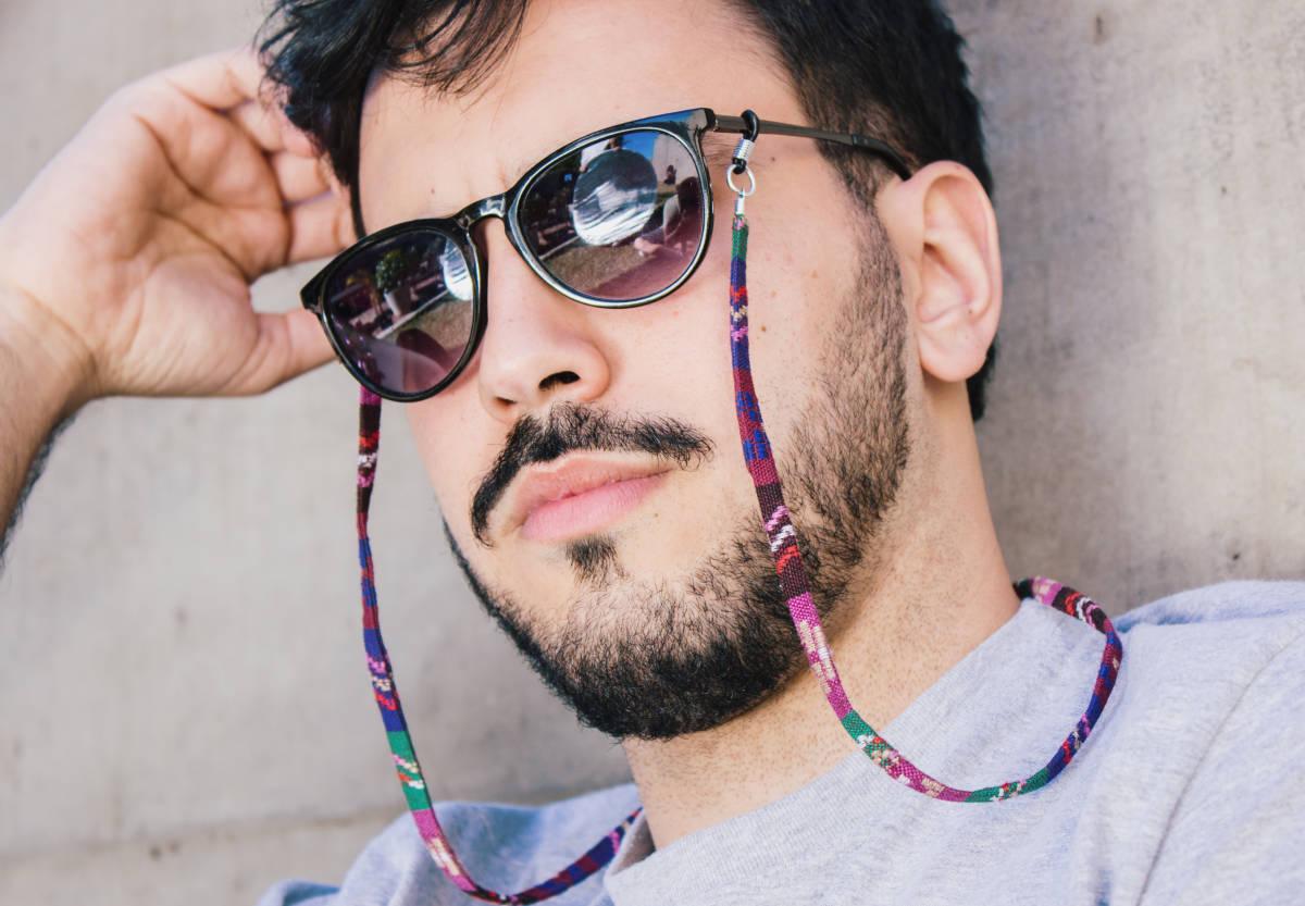 Cordão para Óculos Masculino