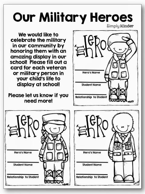 Freebielicious: Military Hero's Freebie