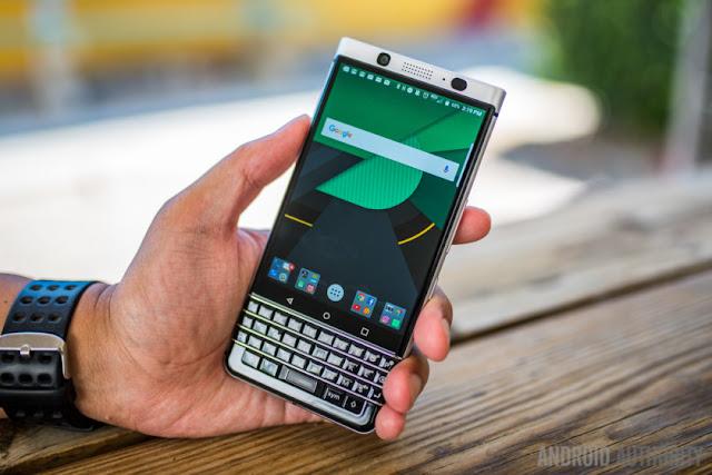 BlackBerry KeyOne Harga Rp 9 Juta, Begini Spesifikasinya