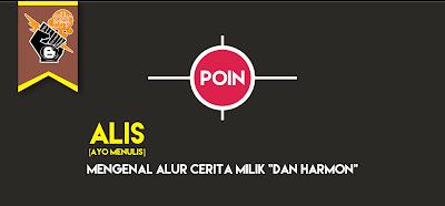 "[ALIS] Mengenal Alur Cerita Milik ""Dan Harmon"""