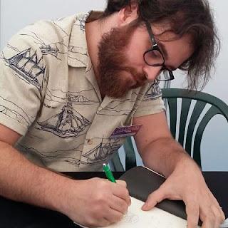 Escritor de Fantasía Víctor Blanco