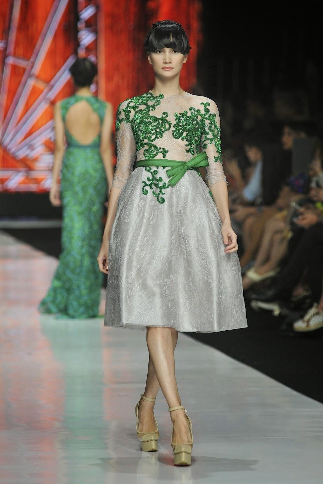 Jakarta Fashion Week 2014 : Beautiful Liar Haute Couture ...