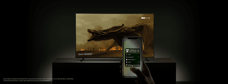 AirPlay 2 for Samsung TVs