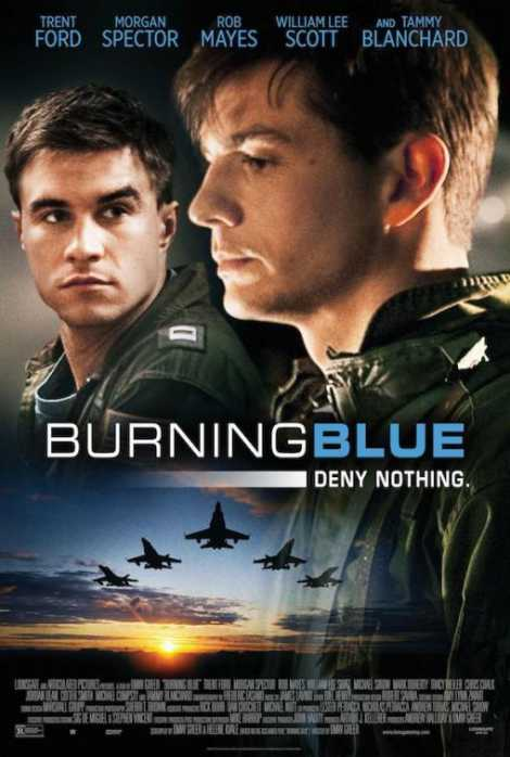 "VER ONLINE Y DESCARGAR PELICULA ""BURNING BLUE"""