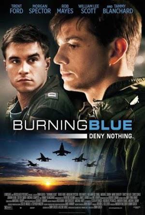 BURNING BLUE - PELICULA - EEUU - 2013