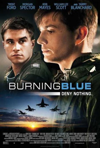 BURNING BLUE - PELICULA - EEUU - 2013
