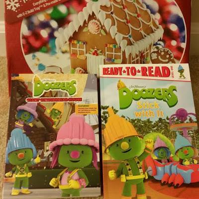 Jim Henson Company, Holiday movies, Holiday gifts, Holiday Gift Guide, Gifts for kids, Gift guide, Gingerbread House decorating