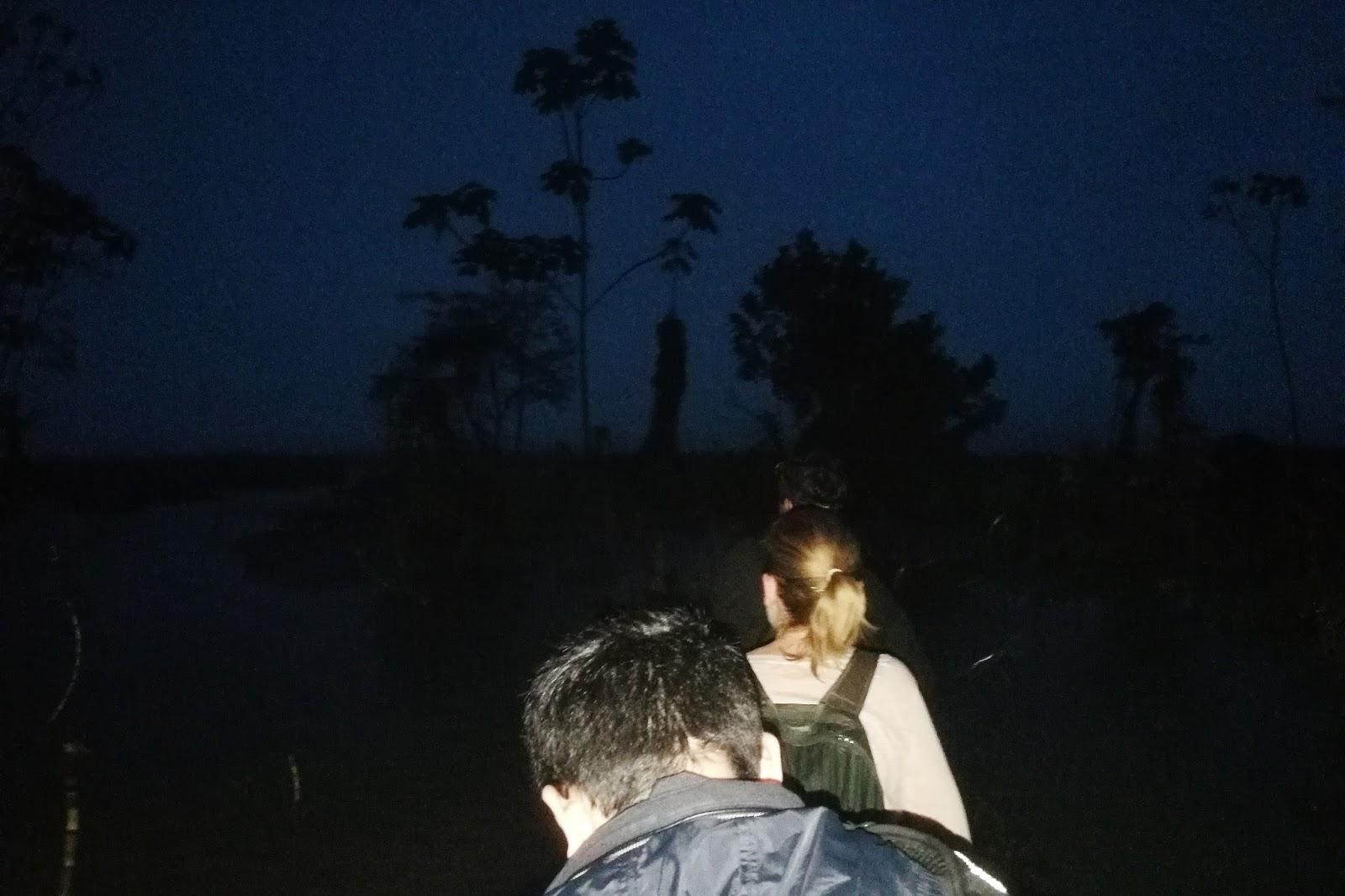 En Canoa, Río Amazonas