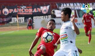Persija vs PSMS Imbang 0-0