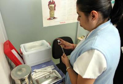 Responsable del centro estatal de vacunas, advierte que el sarampión es una enfermedad viral grave