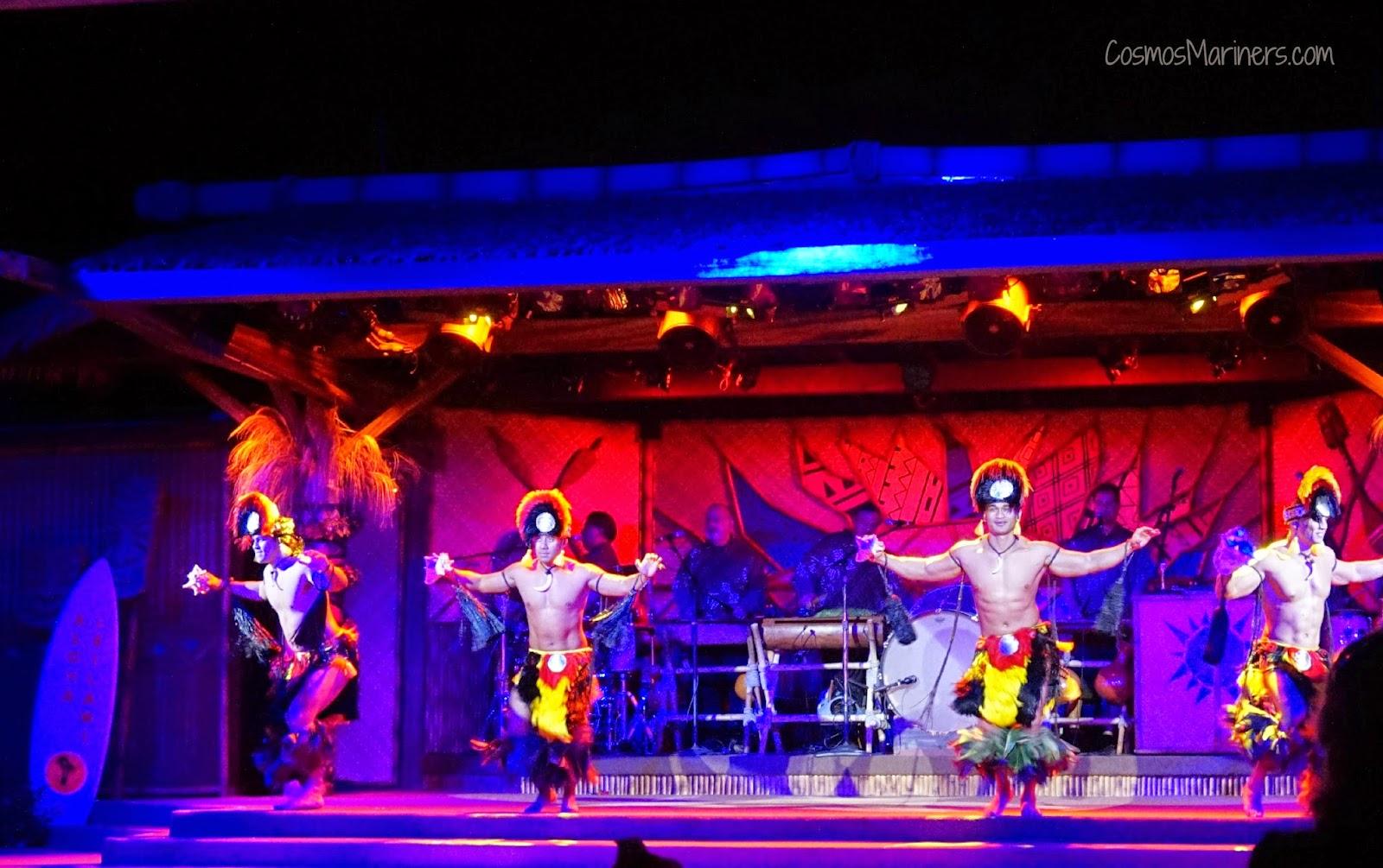 The Spirit of Aloha Dinner Show at Walt Disney World Resort: A Review | CosmosMariners.com