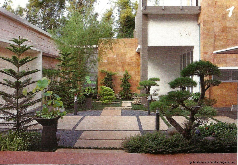 Model Taman Rumah Terbaru Gallery Taman Minimalis