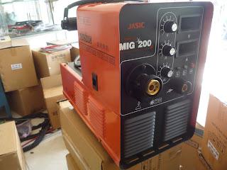Hình ảnh máy hàn Mig Jasic 200