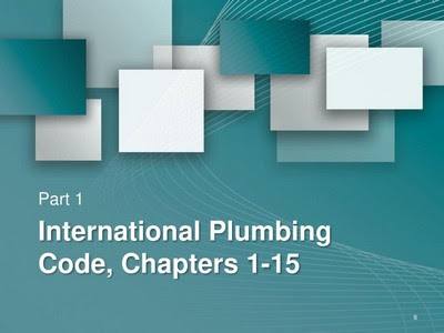 international plumbing code online free