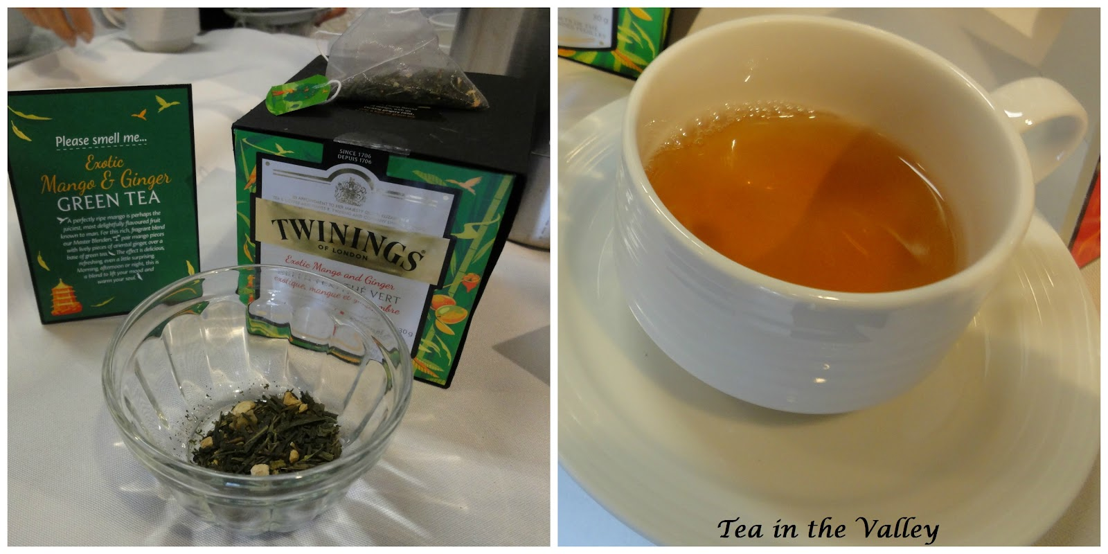 Tea In The Valley Twinings Tea Tasting With Stephen Twining