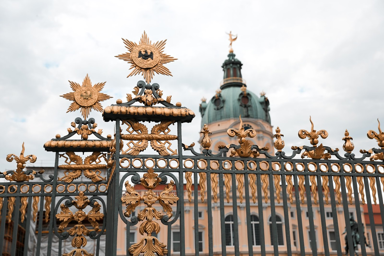 Charlottenburg Palace Gate