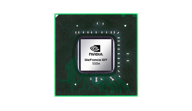 Nvidia GeForce GT 550M Driver Download