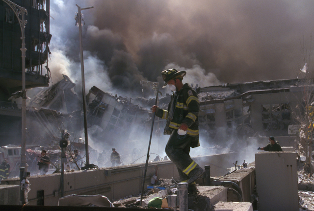 Nearly 10K people have gotten cancer from toxic 9/11 dust