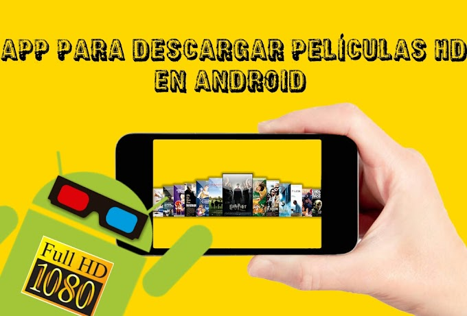 App para descargar Películas HD en Android