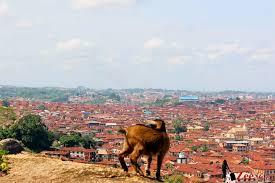Top view of Abeokuta