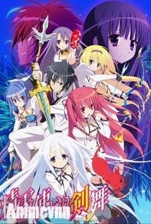 Seirei Tsukai no Blade Dance SS2 -  2014 Poster