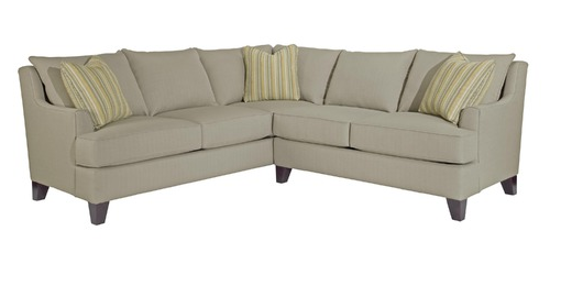 The Broyhill Abilene Sectional From Wayfair Price On This One Seems Really Good But I Don T Think Could Ever Something Like Online Without