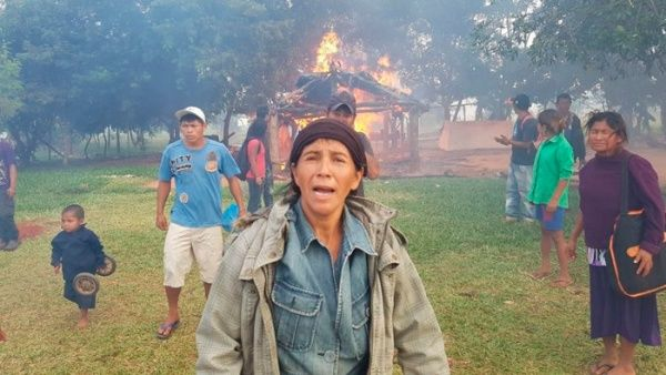 Imputan a guardias paraguayos por atacar a comunidad indígena