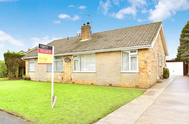 Harrogate Property News - 2 bed semi-detached bungalow for sale Beckwith Avenue, Harrogate HG2