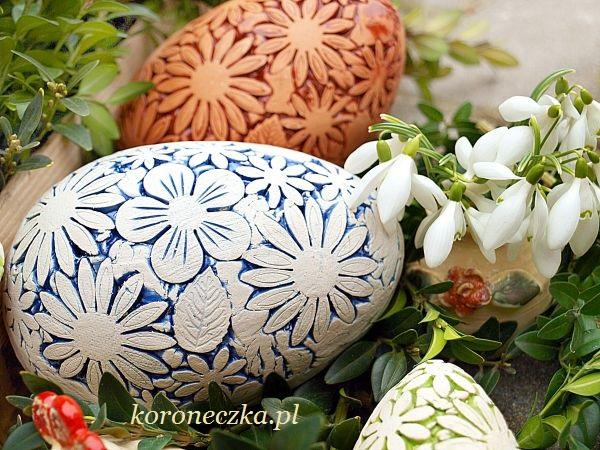 Jaja ceramiczne