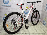 26 Inch Pacific Mazara 2.0 21 Speed Mountain Bike