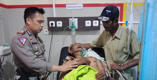 Ingin Balik dan Ketemu Keluarganya di Bone, Pengungsi Korban Gempa dan Tsunami Sulteng Malah Dilarikan ke RSUD Tenriawaru
