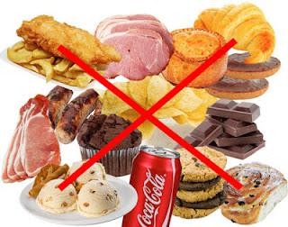 daftar makanan penyebab munculnya jerawat