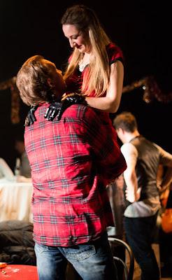 Puccini: La Boheme - Natalie Montakhab & Pauls Putnins - HeadFirst Productions 2014