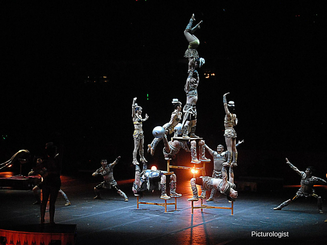 Mongolian Marvels at Ringling Bros and Barnum and Bailey Circus Xtreme photo by K., Johnson, Picturologist
