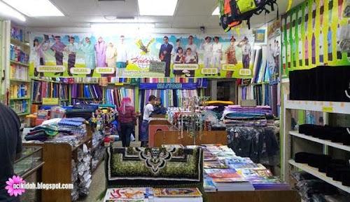 Shopping Baju Sekolah Di Kajang