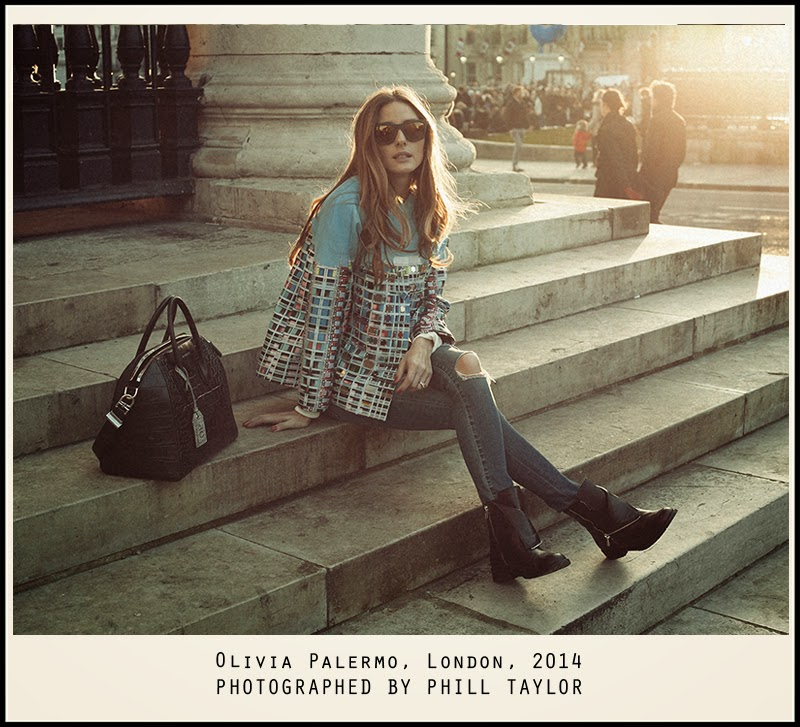 Olivia Palermo for OliviaPalermo.com By Phill Taylor