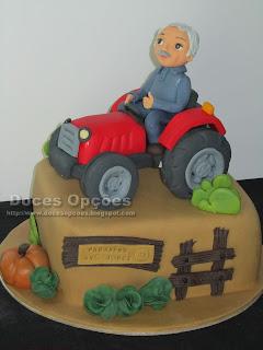 bolo tractor bragança