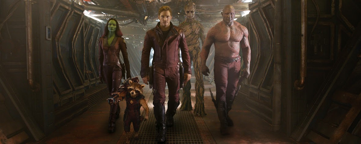 Guardians of the Galaxy - Strażnicy Galaktyki - 2014