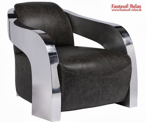 Fauteuil Relax Pivotant Design Fauteuil Relax Moderne Onyx |fauteuil Relax