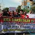 Pewarta Semarang Demo Ajak Masyarakat Ikut Perangi Hoax di Pemilu 2019
