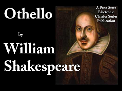 Shakespeare's Othello as a Tragic Hero